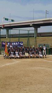 中学野球部足立区春季野球大会 優勝